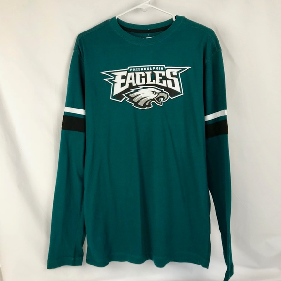 Philadelphia Eagles Men s Long Sleeve Tee. Boutique. NFL.  17  30. Size. L.  XL 091e5da85